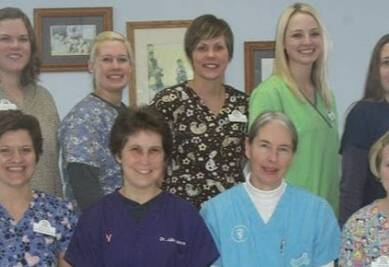 Maple Knoll Vet Clinic Medical Staff