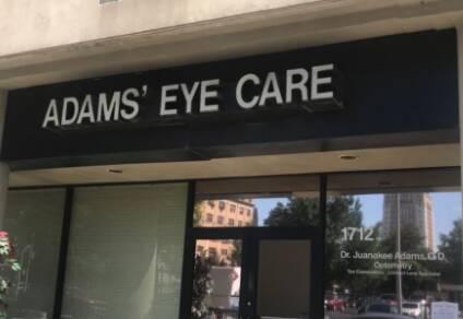 Adams Eye Care Birmingham