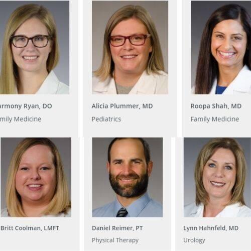 Dean West Clinic
