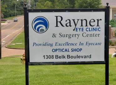 Rayner Eye Clinic Belk Drive