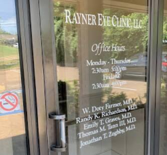 Rayner Eye Clinic Getwell Road
