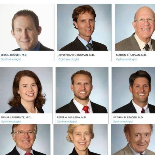 Southdale Eye Clinic Doctors