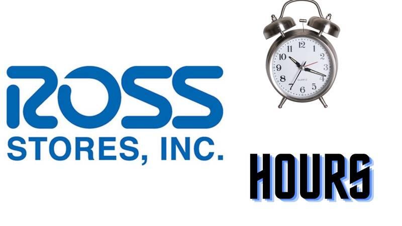 Ross Hours
