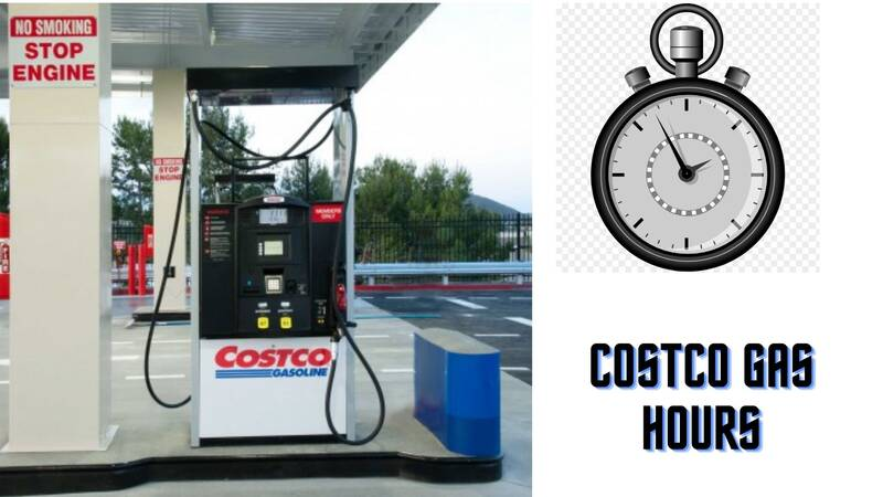 Costco Gas Hours