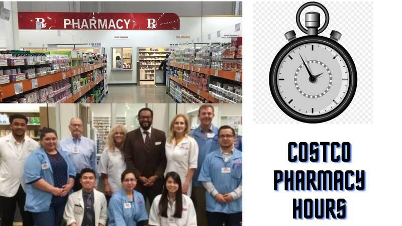 Costco Pharmacy Hours
