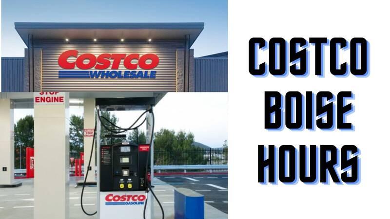 Costco Boise