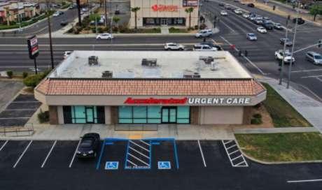 Accelerated Urgent Care