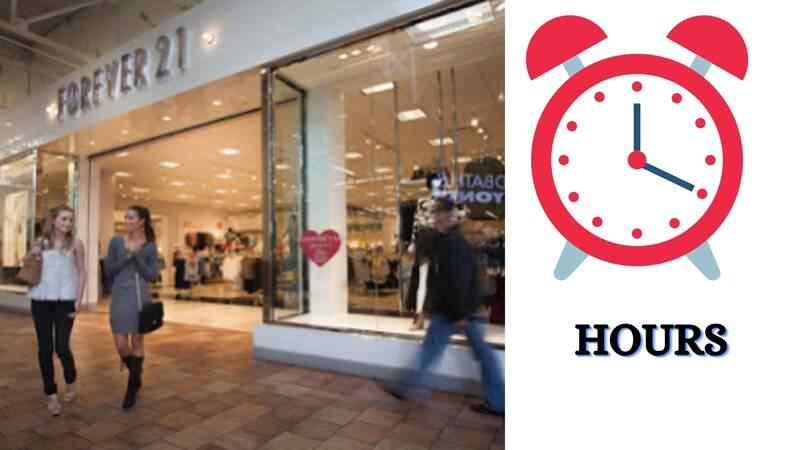 Great Mall Hours