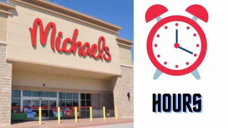 Michaels Hours