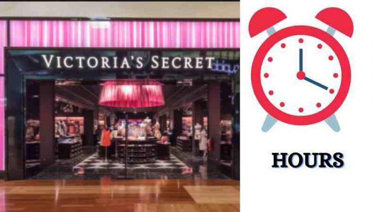Victoria Secret Hours