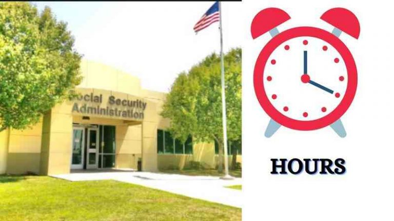 Social Security Office Hours