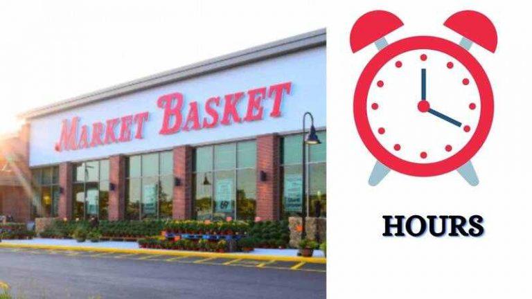 Market Basket Hours
