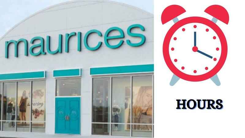 Maurices Hours