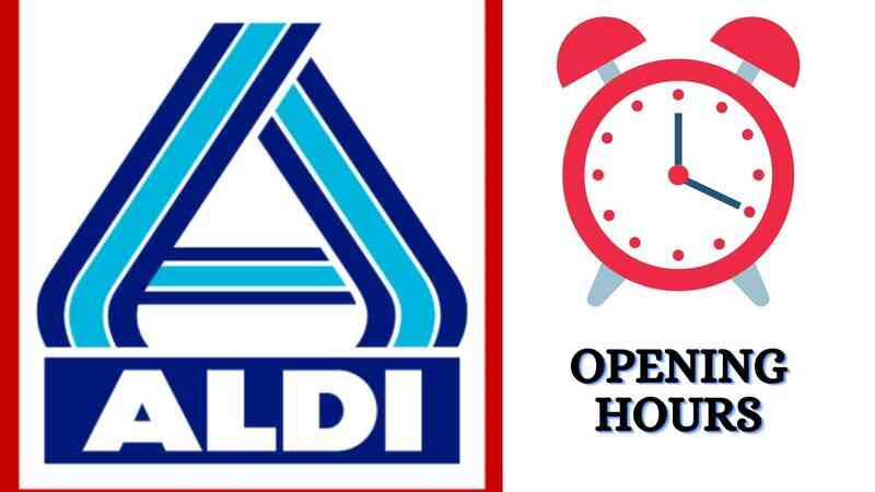 Aldi Opening Hours