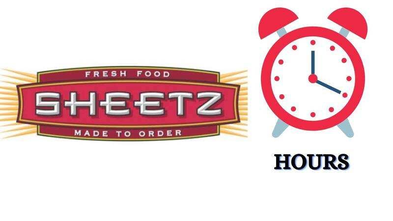 Sheetz Hours