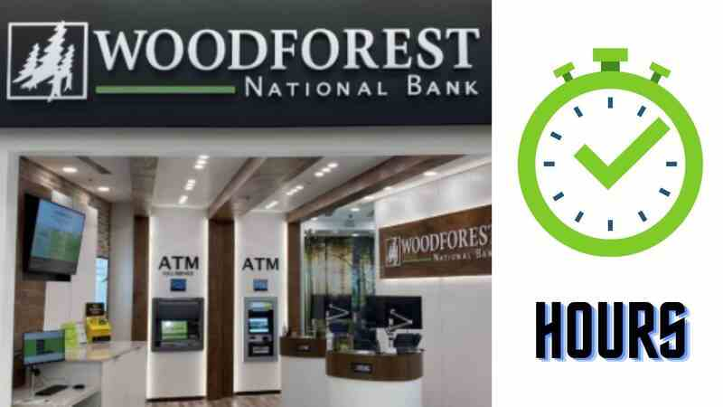Woodforest Bank Hours