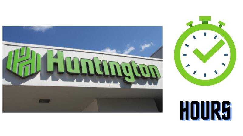 Huntington Bancshares Hours
