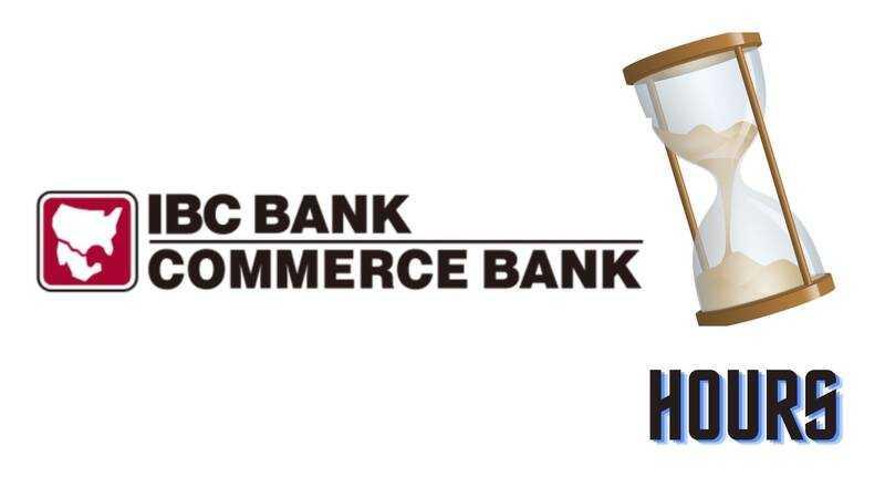 IBC Bank Hours