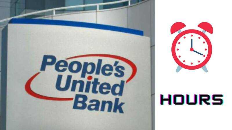 Peoples United Bank Hours