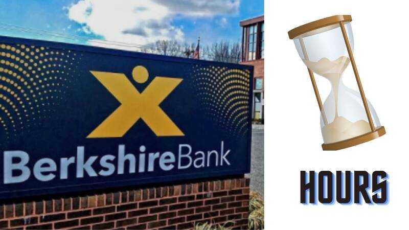 Berkshire Bank Hours
