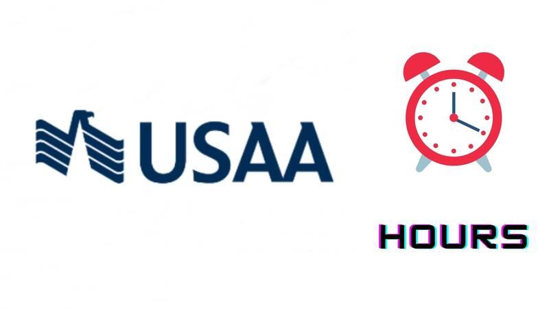Usaa Bank Hours