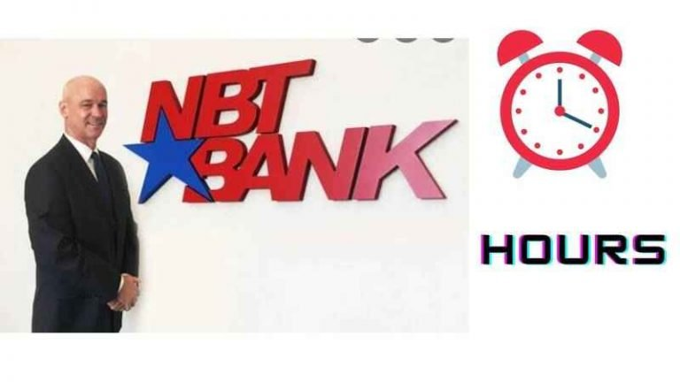 NBT Bank Hours