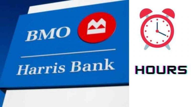 BMO Harris Hours