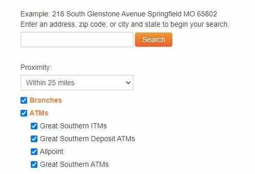 Great Southern Bank Hours