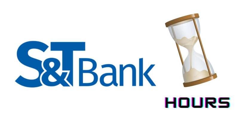 S&t Bank Hours