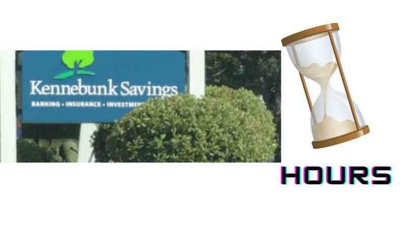 Kennebunk Savings Bank Hours