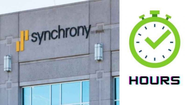 Synchrony Bank Hours