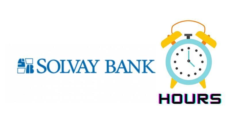 Solvay Bank Hours
