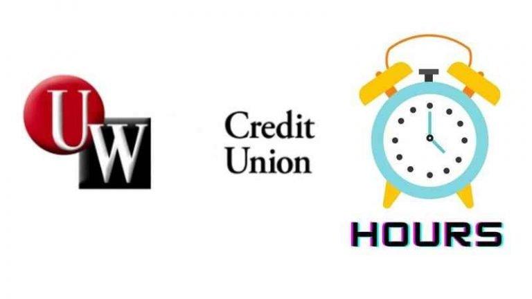 UW Credit Union Hours