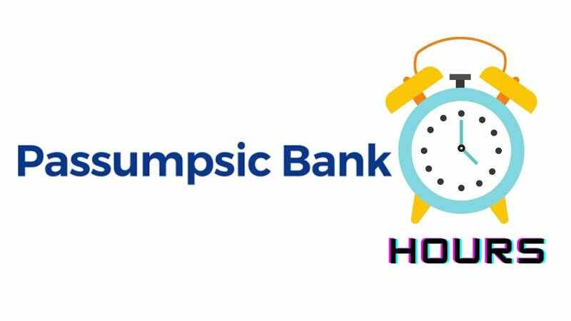 Passumpsic Savings Bank Hours