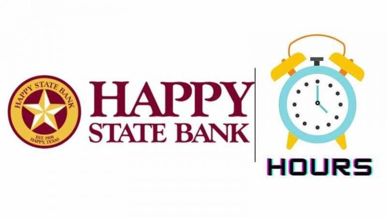 Happy State Bank Hours