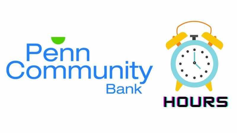 Penn Community Bank Hours