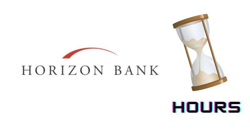 Horizon Bank Hours