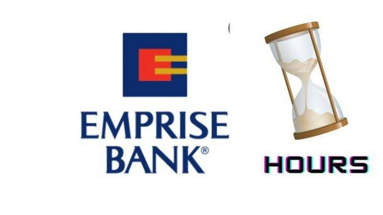 Emprise Bank Hours