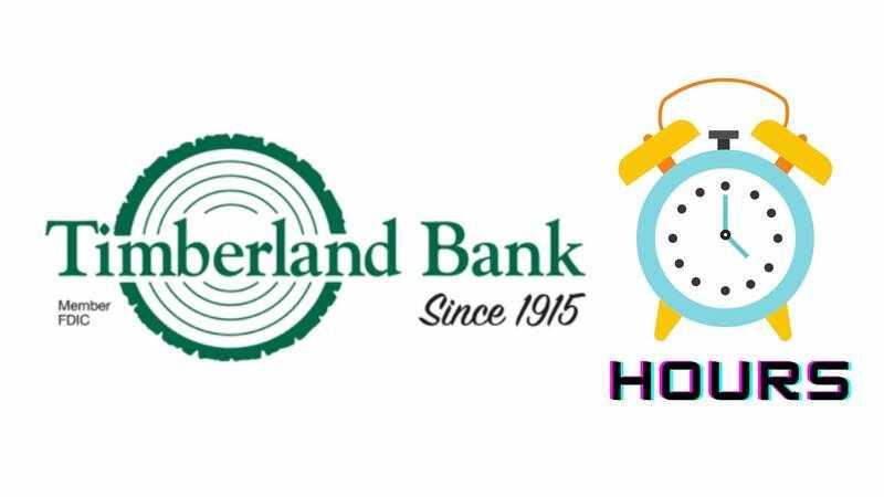 Timberland Bank Hours