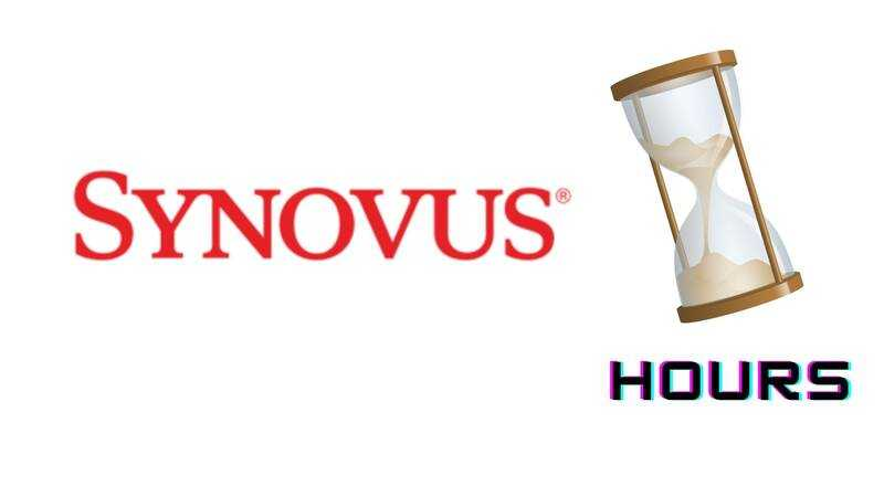 Synovus Bank Hours