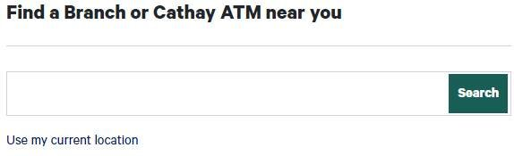 Cathay Bank Hours