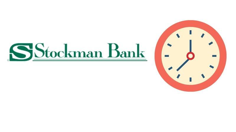 Stockman Bank Hours