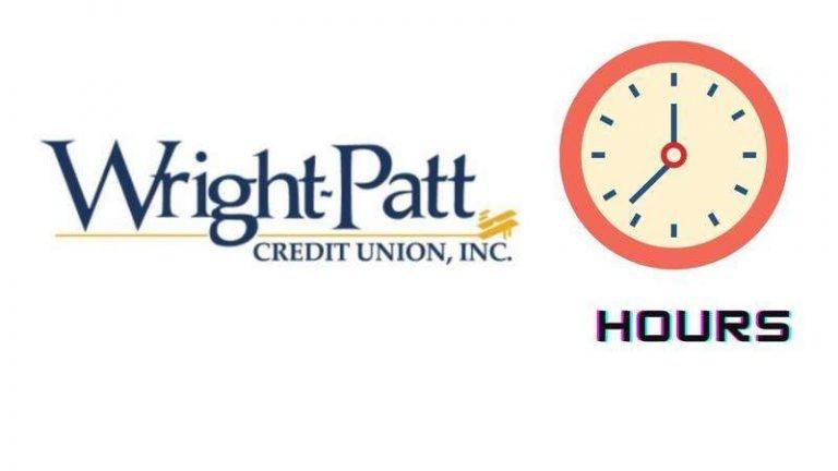 Wright Patt Credit Union Hours