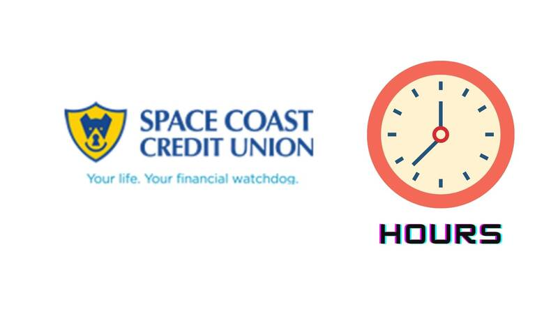 Space Coast Credit Union Hours