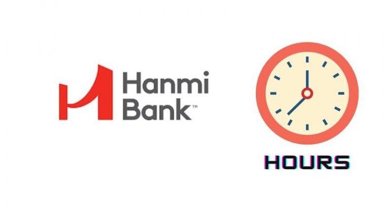 Hanmi Bank Hours