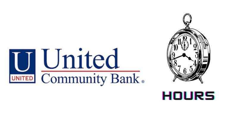 United Community Bank Hours