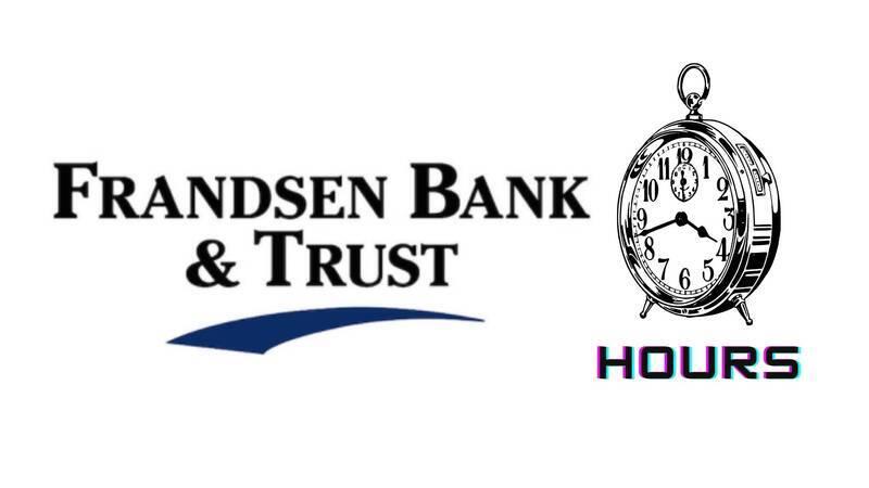 Frandsen Bank Hours